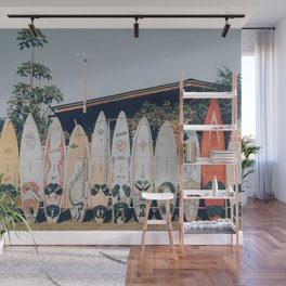 lets surf xv Wall Mural