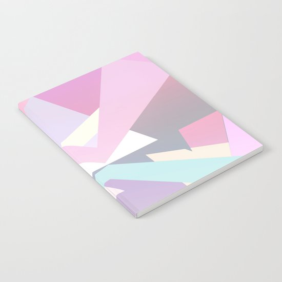 Pastel Pop Notebook