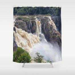 Beautiful Barron Falls Shower Curtain