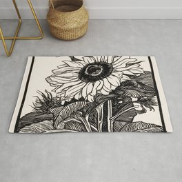 Julie de Graag - Sunflower Rug