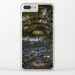 Forget your past Clear iPhone Case