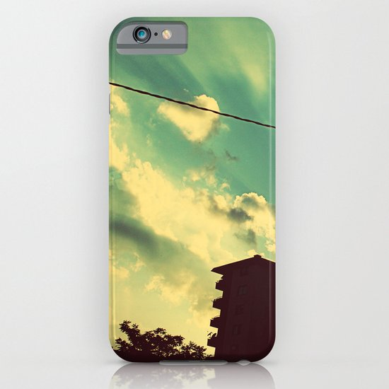 sun goes down iPhone & iPod Case