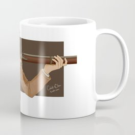 Feint of Steel Coffee Mug