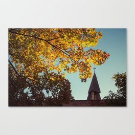 The ATO Chapel  Canvas Print