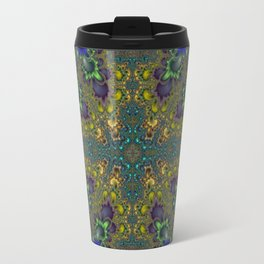 Fractal Coat Of Arms Travel Mug