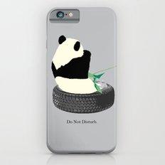 do not disturb. PANDA iPhone 6s Slim Case