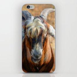 Billy Goat iPhone Skin