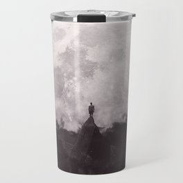 The Moon and I Travel Mug