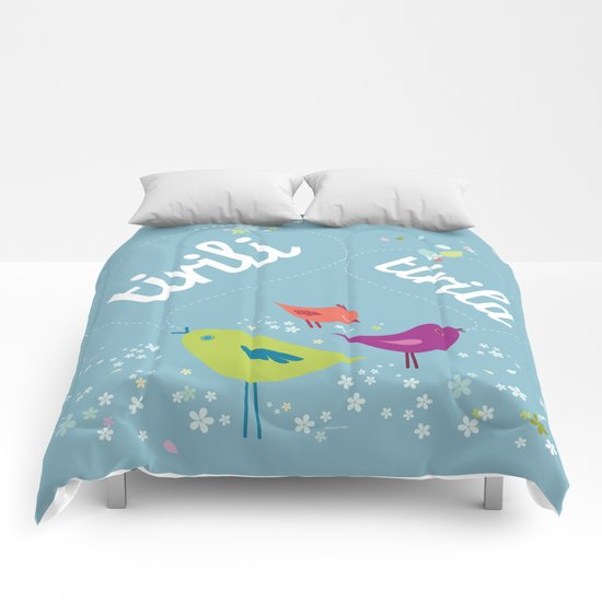tirili – tirila Comforters
