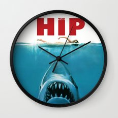 The HIp Wall Clock