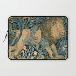 "William Morris ""Forest - Lion"" Laptop Sleeve"