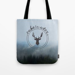 The Raven Cycle - Cabeswater (Woods) Tote Bag