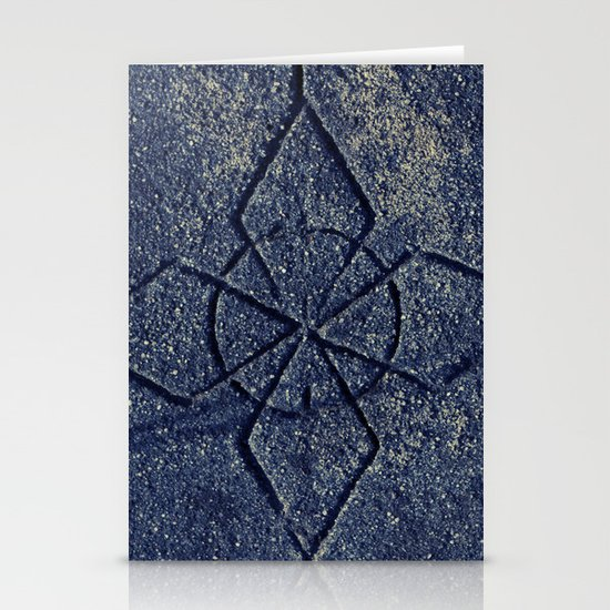 Stone Carving Stationery Cards