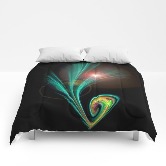 Magical Light and Energy 2 Comforters