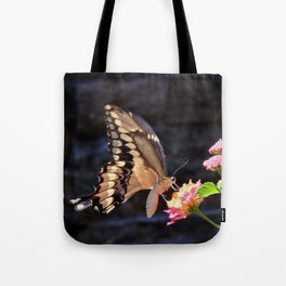 Swallowtail Overexposed Tote Bag