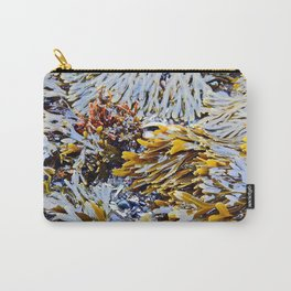 Sea Plants of the St-Lawrence Carry-All Pouch