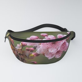 Rainy Day Plum Blossoms (4) Fanny Pack