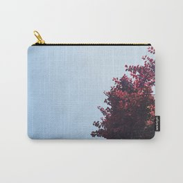Dear red tree Carry-All Pouch