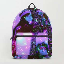 Neon Rock and Roll Backpack