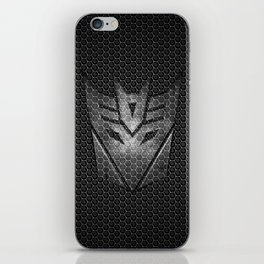 DECEPTICON iPhone Skin