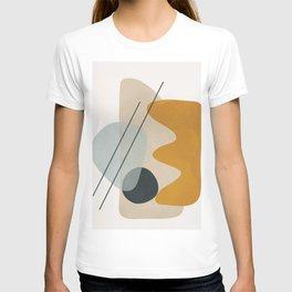 Abstract Shapes No.27 T-shirt