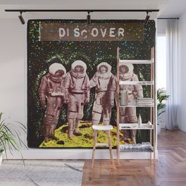 Discover Wall Mural