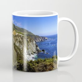 Bixby creek bridge, Big Sur, CA. Coffee Mug