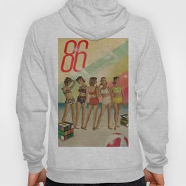 Modern Vintage Collection -- Beach Days Are Over Hoody