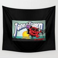 Jonestown, Oh Yeah! Wall Tapestry
