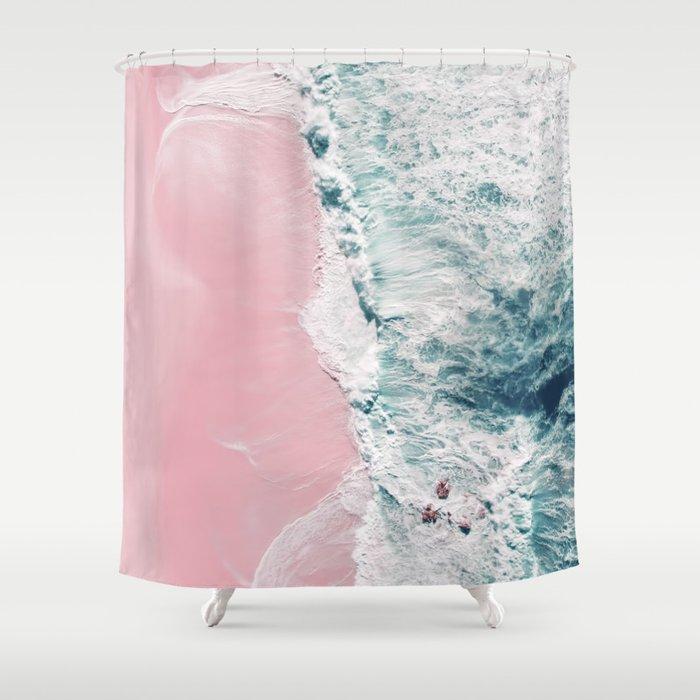 sea of love II Shower Curtain