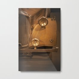 Wolseley Metal Print
