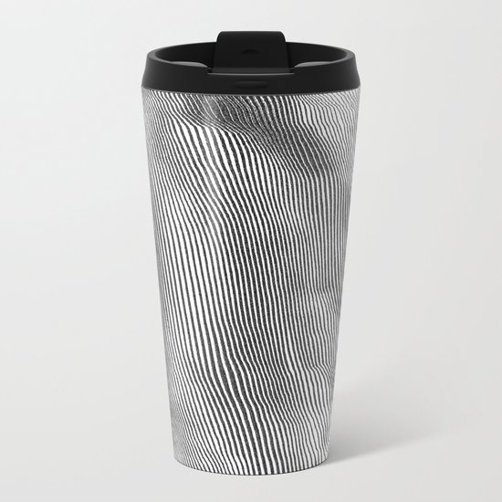 Touch Metal Travel Mug