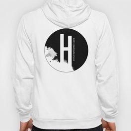 Hypertrophic Press Circular Logo Hoody