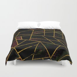 Abstract #939 Duvet Cover