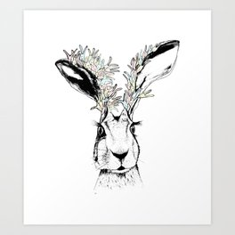 Followers Art Print