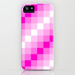Design3 Magenta iPhone Case