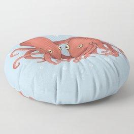 You Octopi My Heart Floor Pillow