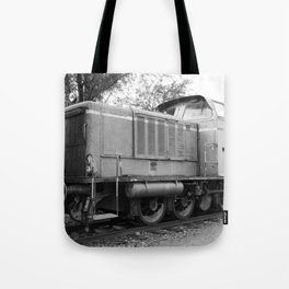 Age Electric Locomotive Tote Bag