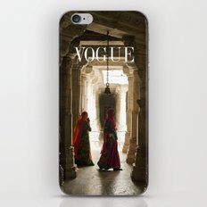 VOGUE INDIA iPhone & iPod Skin
