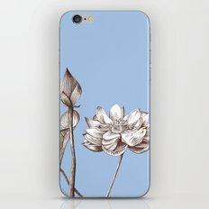 Floral Collotype, c1895 (Kazumasa Ogawa) iPhone & iPod Skin
