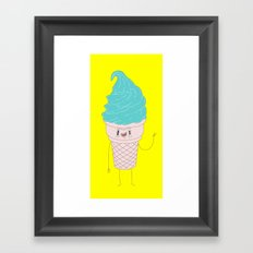Mr.Ice-c Framed Art Print