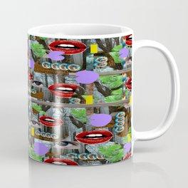 YELLUM Pattern Coffee Mug