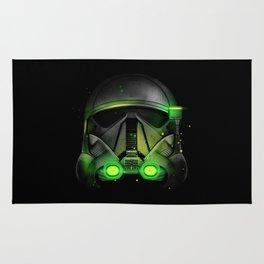 Death Trooper Shadow Rug