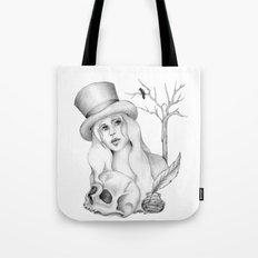 Mrs. Edgar Allan Poe Tote Bag