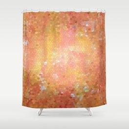Inward Beauty Shower Curtain