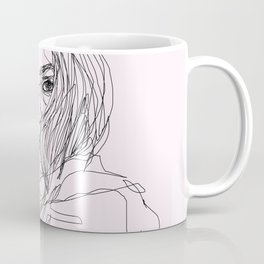 Lily-Rose Depp Coffee Mug