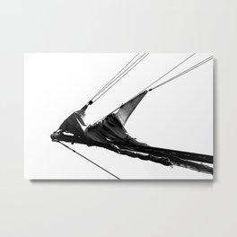 Sail Metal Print