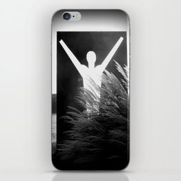 Death and Resurrection of the Heart iPhone Skin