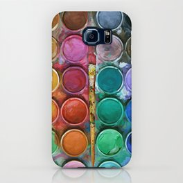 Pallet Abstract Art iPhone Case