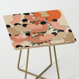 Got Your Back Side Table